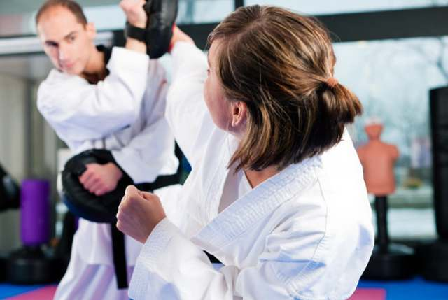 adult training in martial arts classes in hellertown