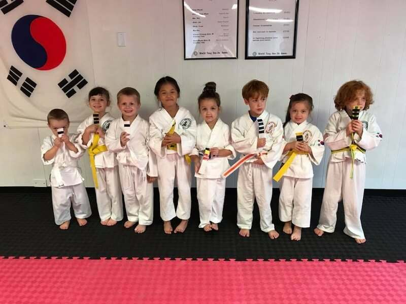 Hellertown martial arts for preschool
