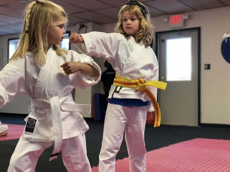 preschool martial arts training in Hellertown