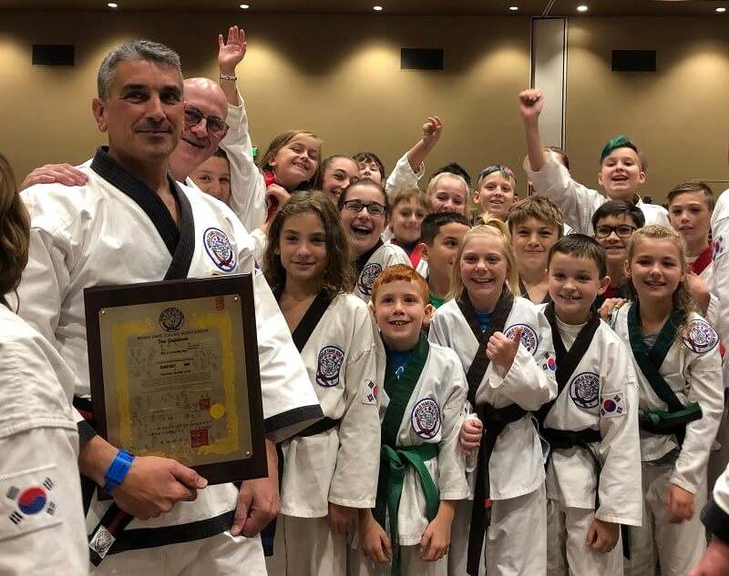 kids martial arts training in Hellertown